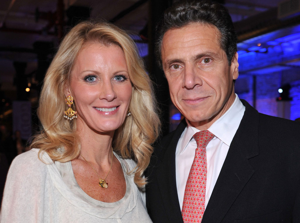 Sandra Lee and Andrew Cuomo