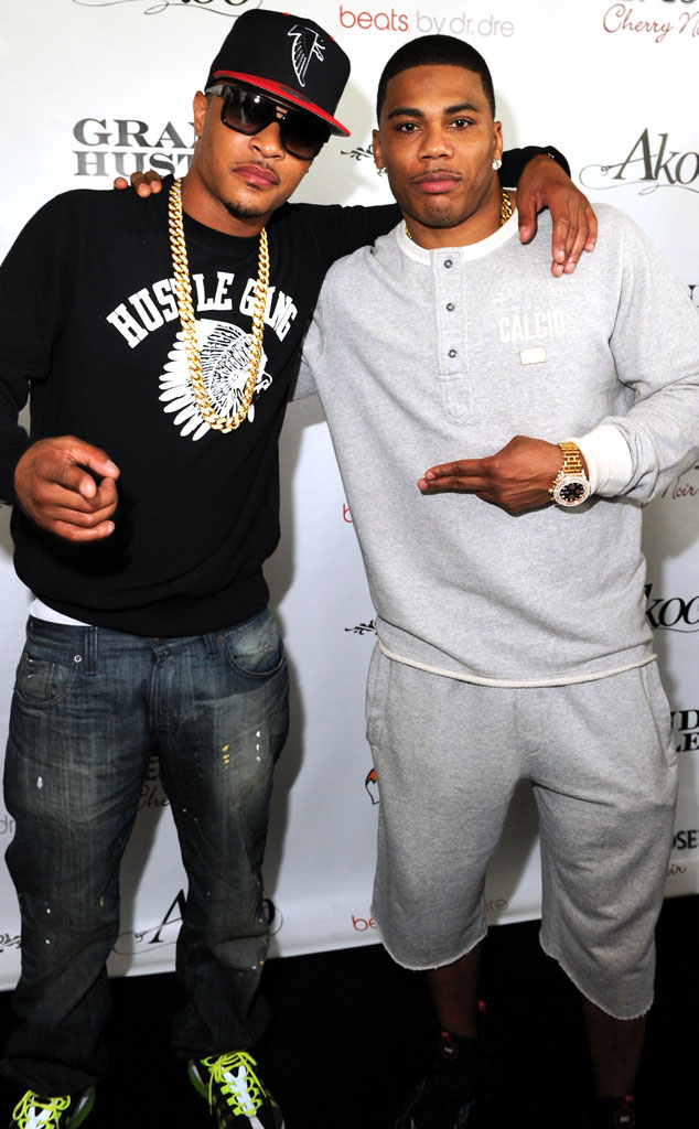 T.I., Nelly