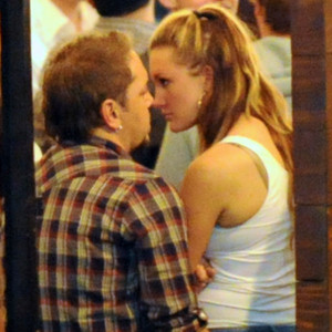 Jason Aldean, Brittany Kerr