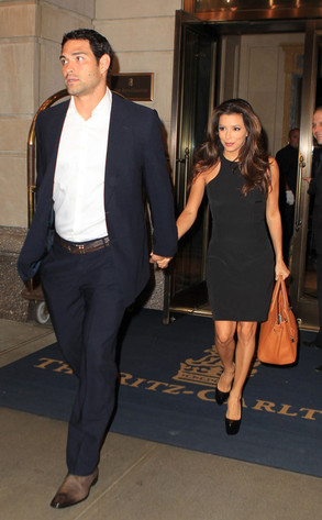Mark Sanchez, Eva Longoria