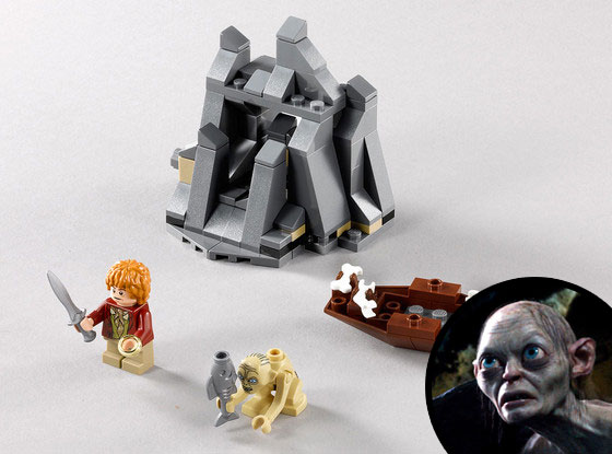 The Hobbit: An Unexpected Journey, Legos