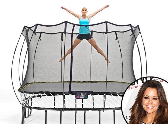 Springfree Jumping Jack, Brooke Burke