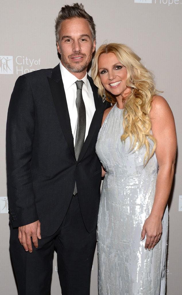 Jason Trawick, Britney Spears