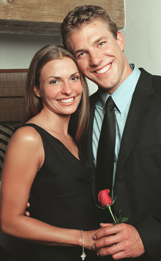 "No. 34: Aaron and Helene -  The franchise's first-ever engaged couple called it quits mere weeks after filming ended, with the news getting out even before the season finished airing in 2003.   ""I'll be relieved to the have the status of the relationship out there, sure,"" Aaron said at the time of going public with their split. ""I have nothing bad to say about her and I don't want different accounts of my story turning into rumors. Do it one time on national TV, and everybody will know it's cut and dry, and what was said and what wasn't said.""   But in an interview, Helene revealed Matt broke up with her at a Starbucks."