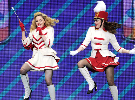 Madonna, Dancer