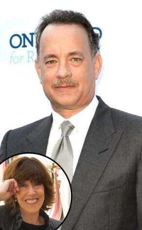 Tom Hanks, Nora Ephron