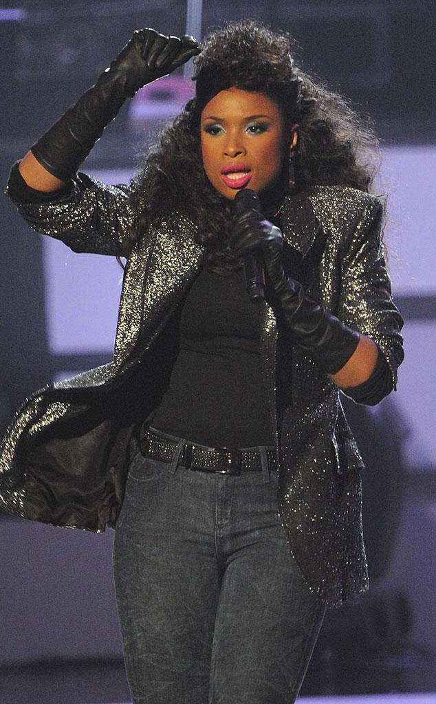 Jennifer Hudson, Whitney Houston Tribute