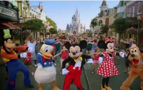 Chocquibton Disney