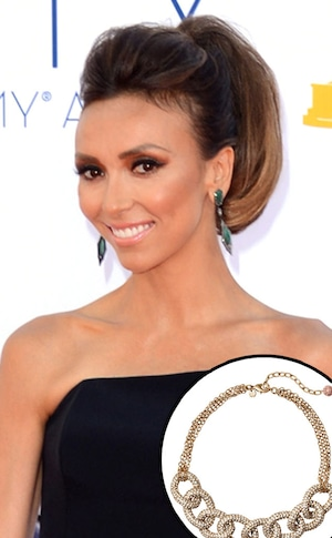 LOFT necklace, Giuliana Rancic