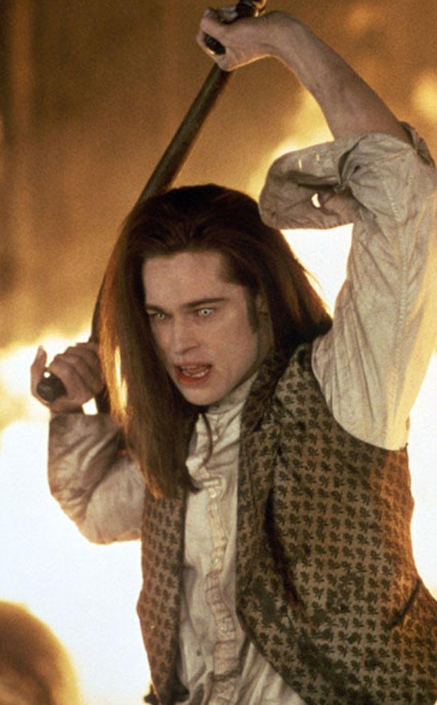 Brad Pitt, Interview With the Vampire