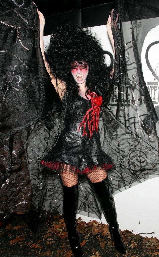 Heidi Klum, Halloween, 2005