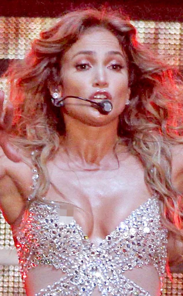 Free Nude Video: Jennifer Lopez Wardrobe Malfunction At