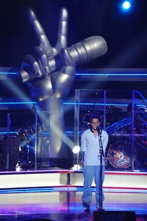 Hércio Gouveia, The Voice Brasil