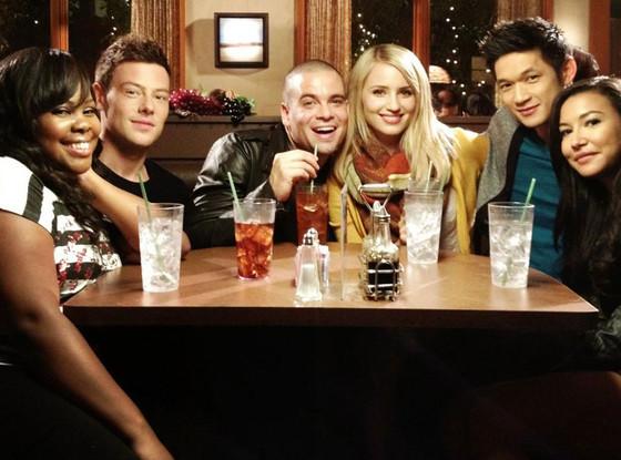 Glee, Twit Pic