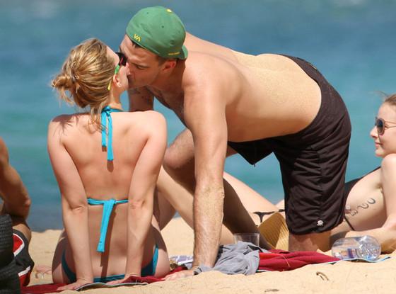 Scarlett Johansson, Nate Naylor