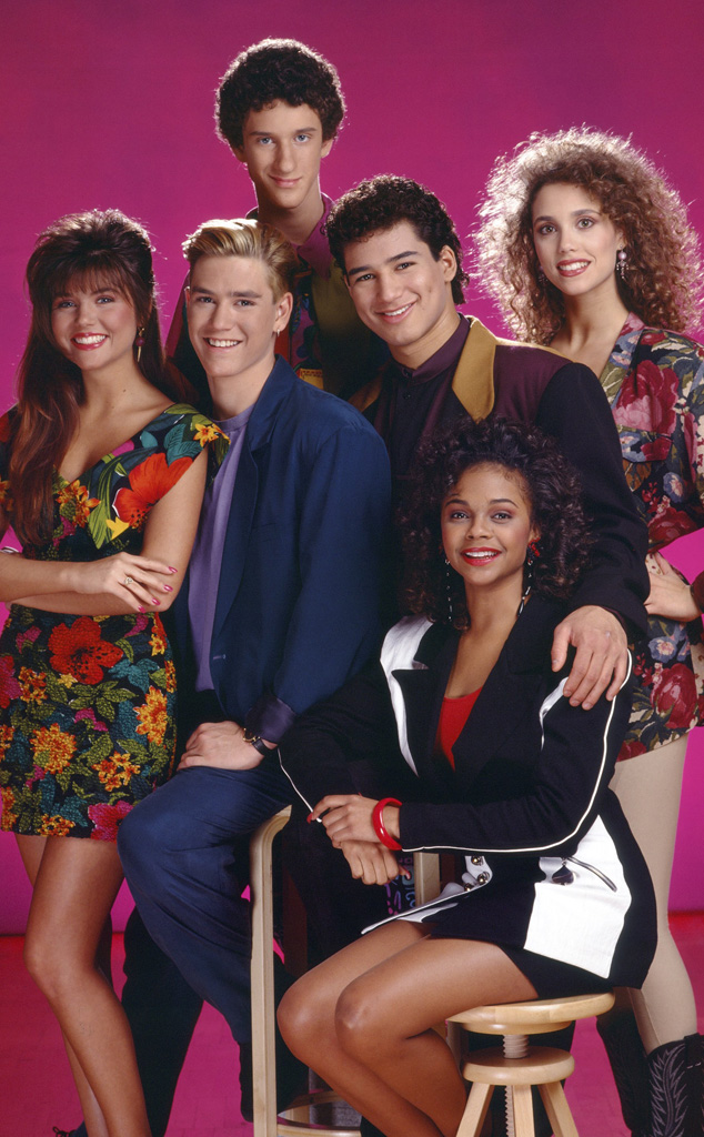 Image result for saved by the bell tonight show