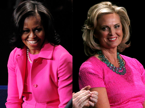 Michelle Obama, Ann Romney