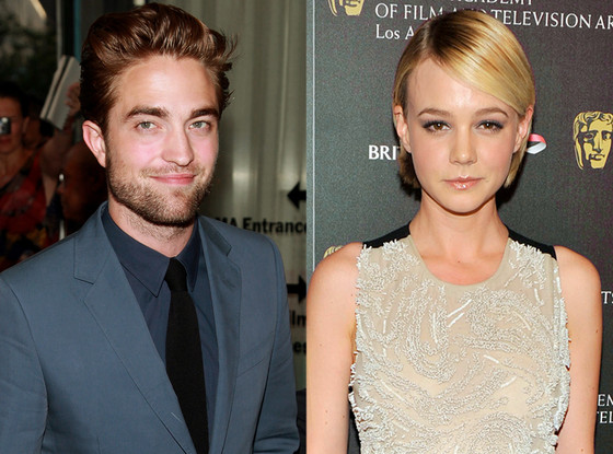 Robert Pattinson, Carey Mulligan