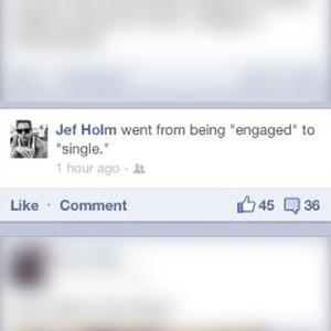 Facebook, Jeff Holm