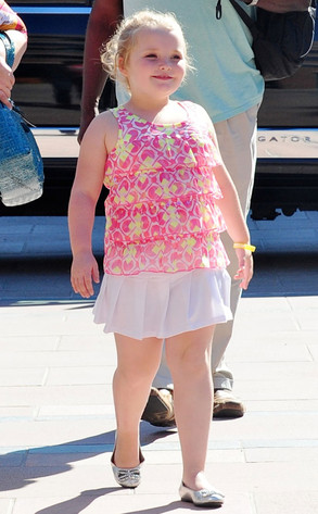 Honey Boo Boo, Alana Thompson