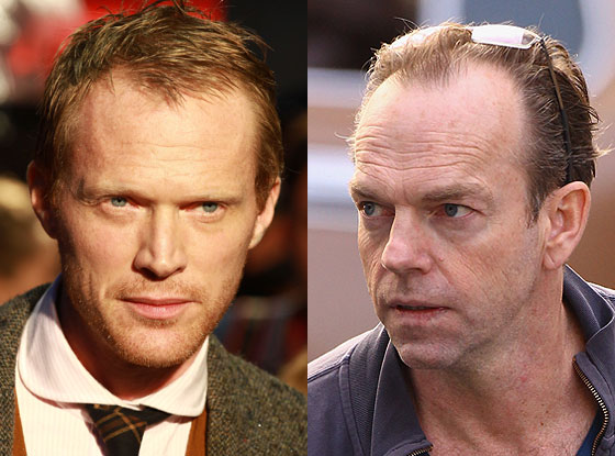 Paul Bettany, Hugo Weaving