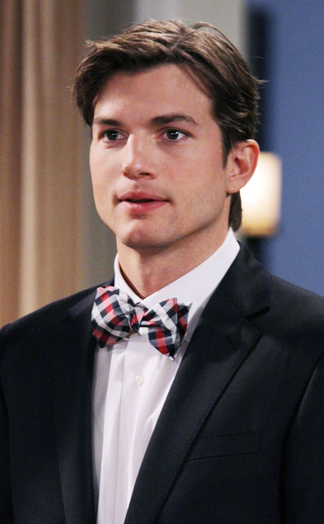 Ashton Kutcher, Two and a Half Men