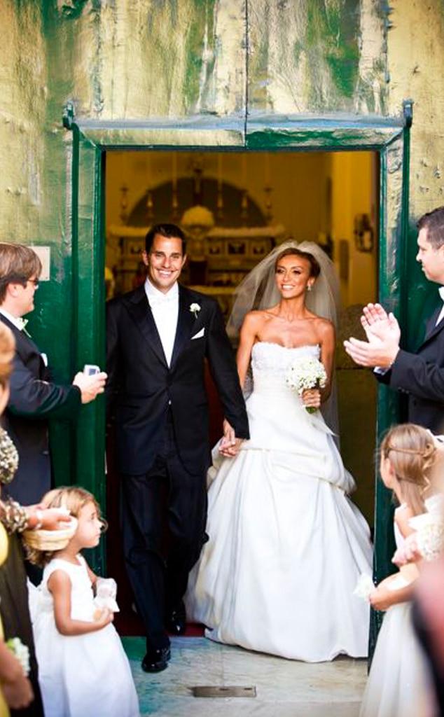 Giuliana Rancic Amp Bill Rancic From Celebrity Weddings In