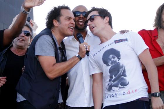 Coletiva Rock in Rio 2013
