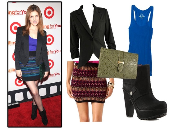Looks for Less, Anna Kendrick