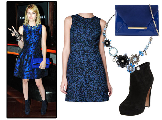 Looks for Less, Emma Roberts
