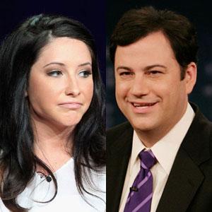 Bristol Palin, Jimmy Kimmel
