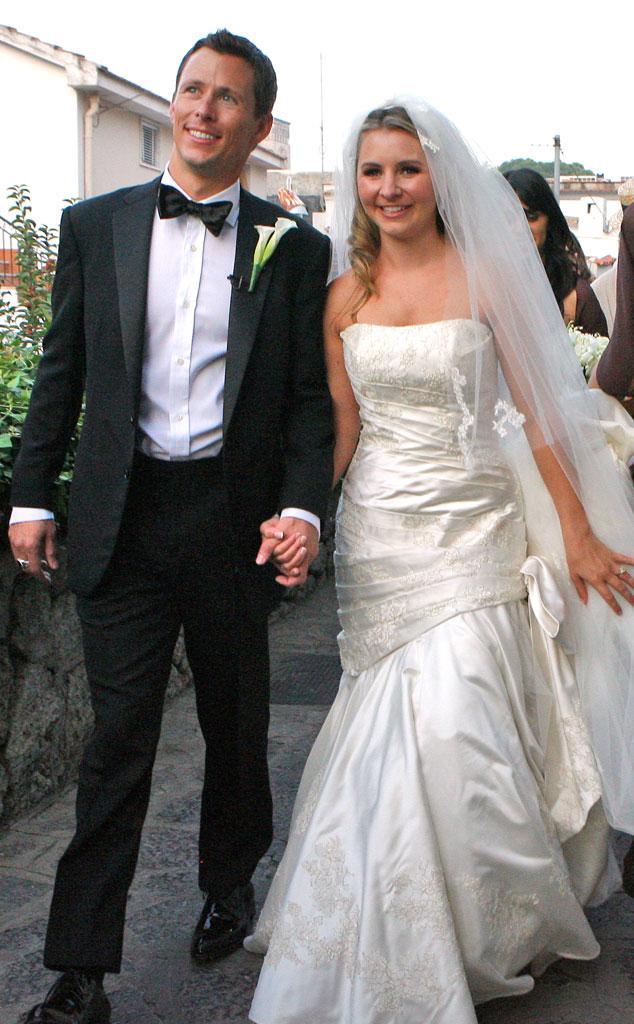 Beverley Mitchell Celebrity Weddings In Italy