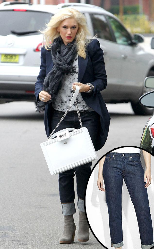 Gwen Stefani, Levi Jeans