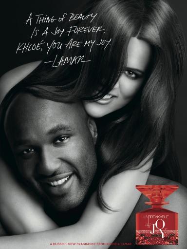 Khloé Kardashian, Lamar Odom, Unbreakable Joy