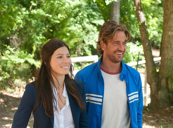 Gerard Butler, Jessica Biel, Playing for Keeps