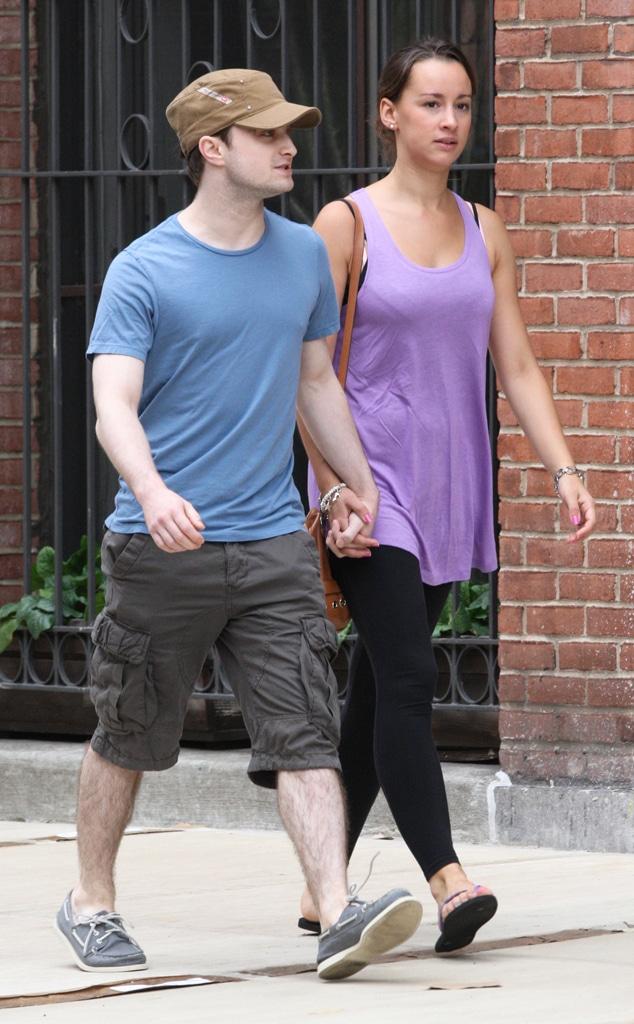 Daniel Radcliffe, Rosie Coker