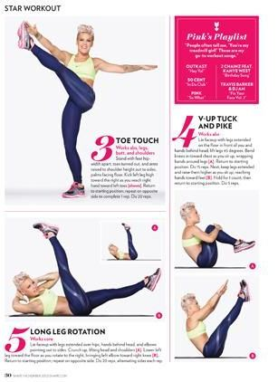 Pink by SHAPE Magazine
