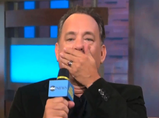 Tom Hanks, Good Morning America