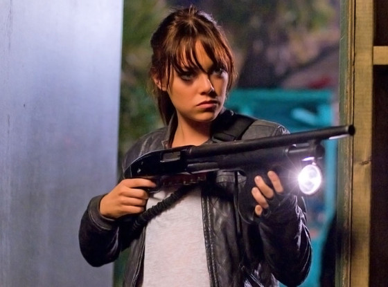 Emma Stone, Zombieland