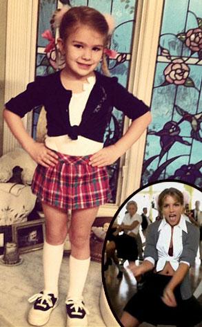 Maddie Spears, Britney Spears