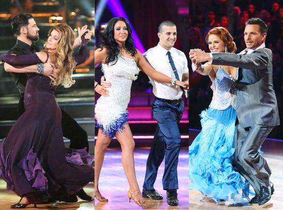DANCING WITH THE STARS, ALL-STARS, MAKSIM CHMERKOVSKIY, KIRSTIE ALLEY, Bristol Palin, Mark Ballas, Drew Lachey, Anna Trebunskaya