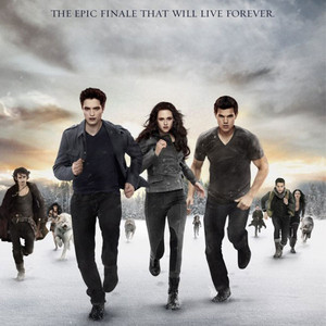 Breaking Dawn Part 2 Poster