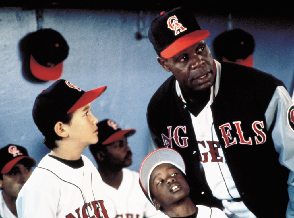Joseph Gordon-Levitt, Danny Glover, Angels in the Outfield