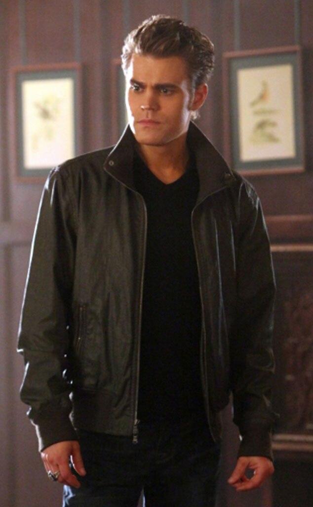 Paul Wesley, The Vampire Diaries