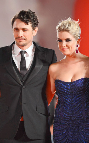 James Franco, Ashley Benson