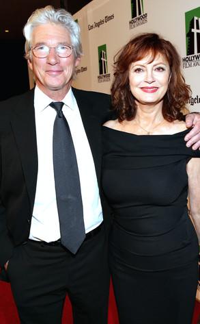 Richard Gere, Susan Sarandon