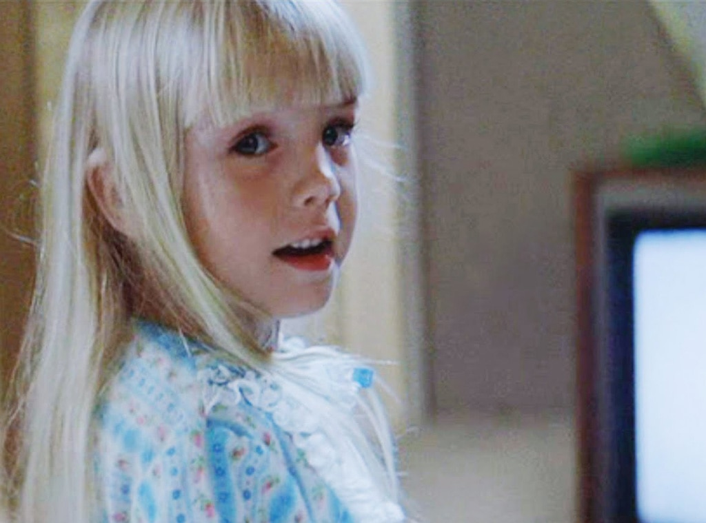 Poltergeist, Heather O'Rourke