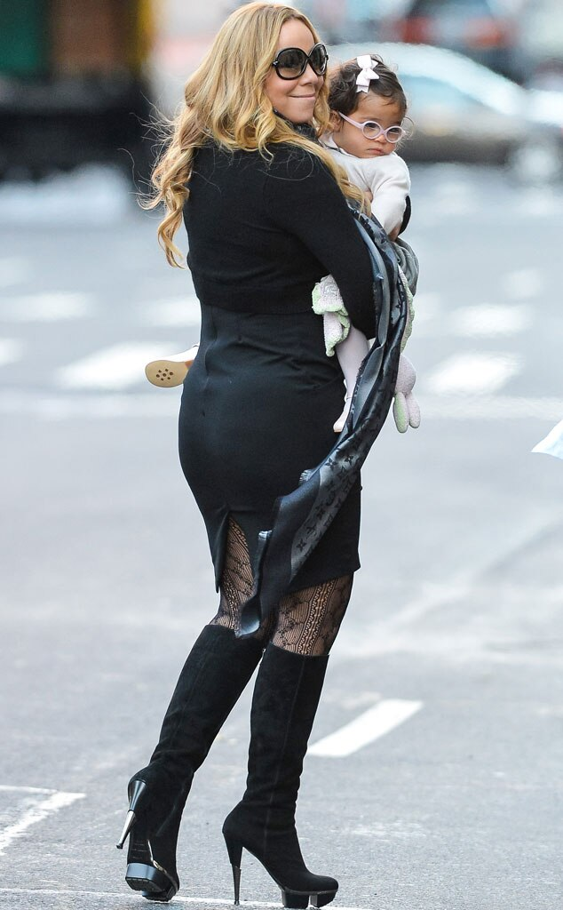 Mariah Carey, Monroe Cannon