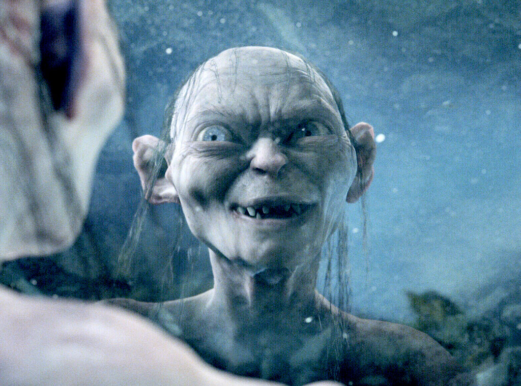 Lord of the Rings, Two Towers, Gollum