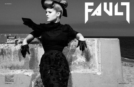 Kelly Osbourne by FAULT Magazine